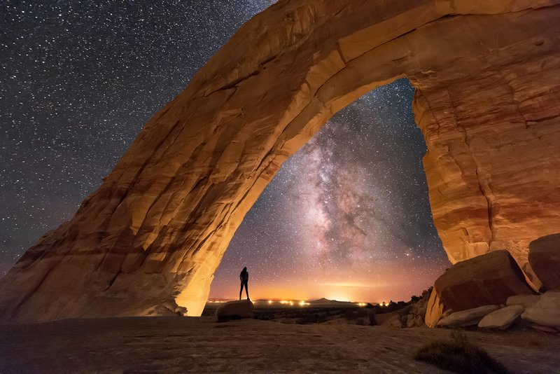 White Mesa Arch, Arizona