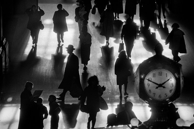 Grand Central Terminal, Nowy Jork, 1990