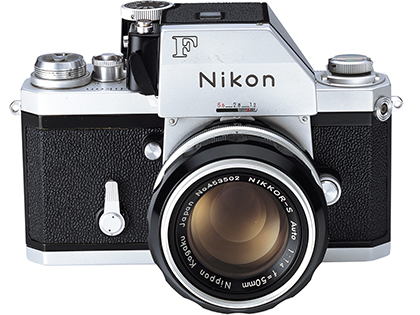 NIKON F Photomic FTN L